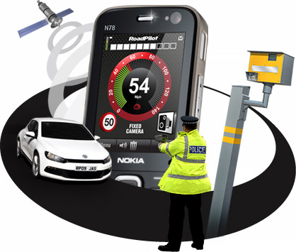 Speed Camera Detectors -   - West Midlands - Birmingham, Worc